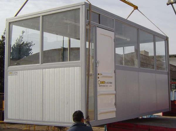 Cabinas De Baño Portatiles:Cabinas para Control de Accesos